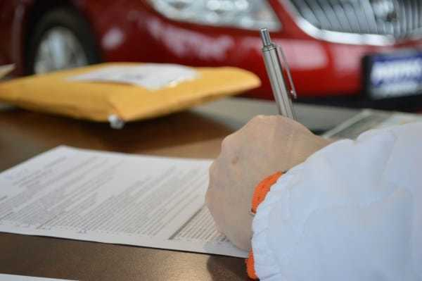 Генеральная доверенность на автомобиль у нотариуса в Москве